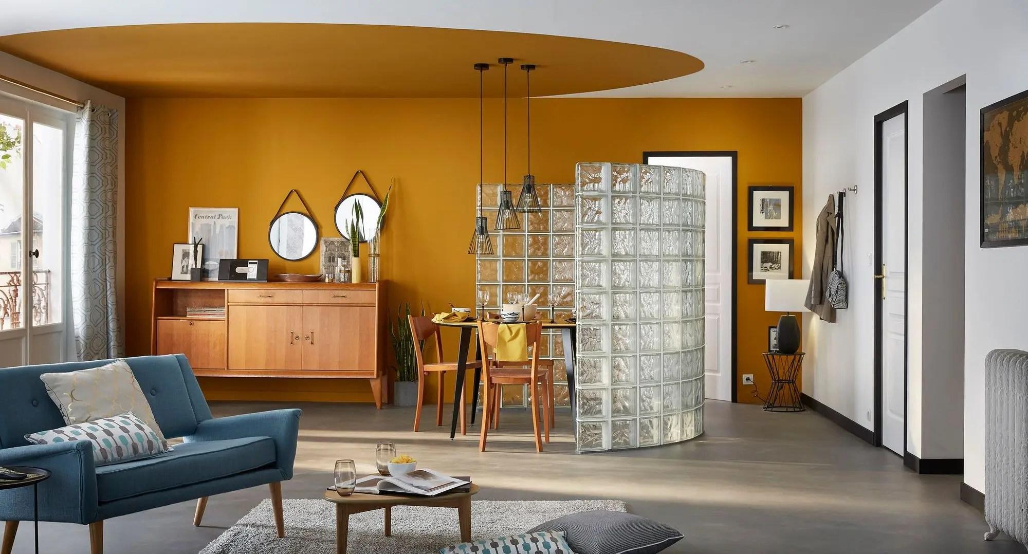 Peinture maison  20 couleurs tendance pour peindre son salon