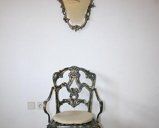 مرآة من الالمنيوم