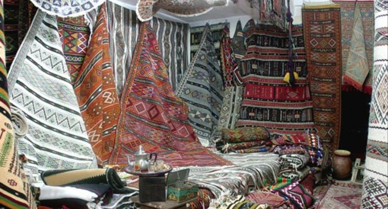 الزربية التقليدية المغربية