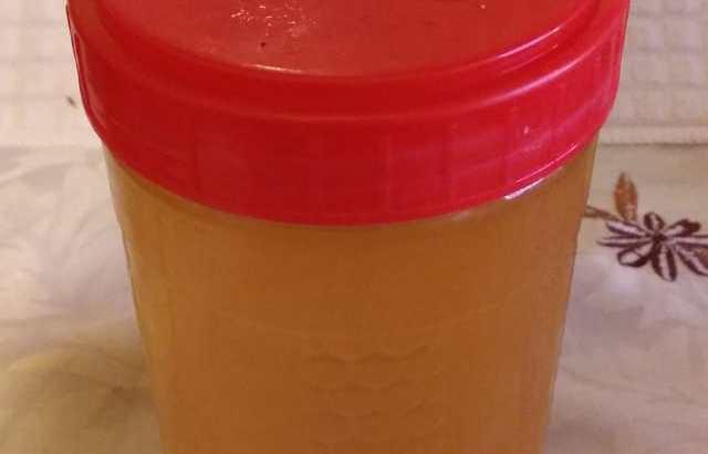 عسل البرتقال