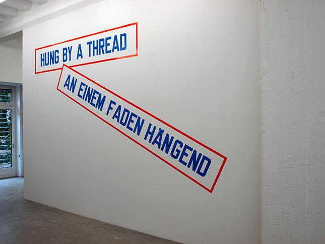 artists konrad fischer galerie