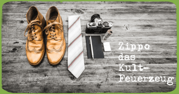 Zippo das Kultfeuerzeug | KonradKolbe.com