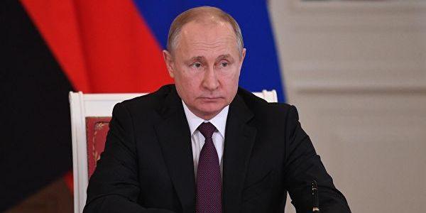 Путин подписал закон о бизнесе, созданном организациями инвалидов