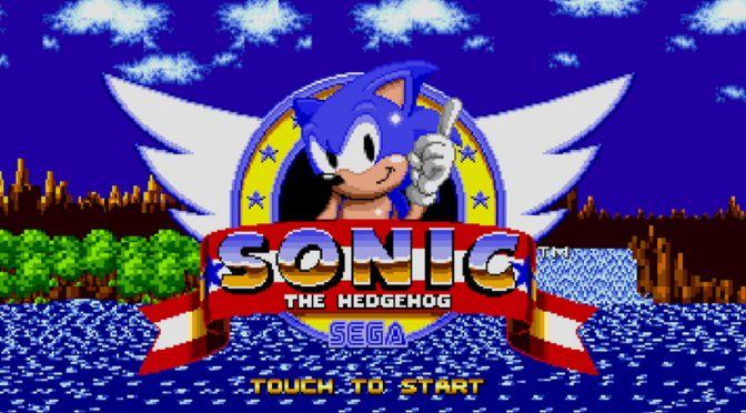 Sonic the Hedgehog … das Mega Drive Original