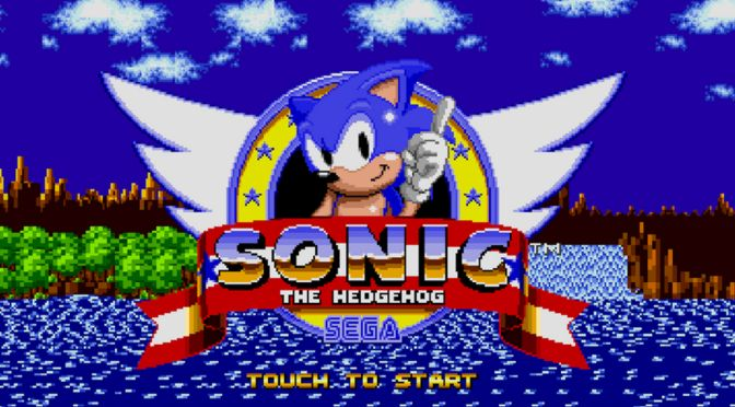 Sonic the Hedgehog ... das Mega Drive Original