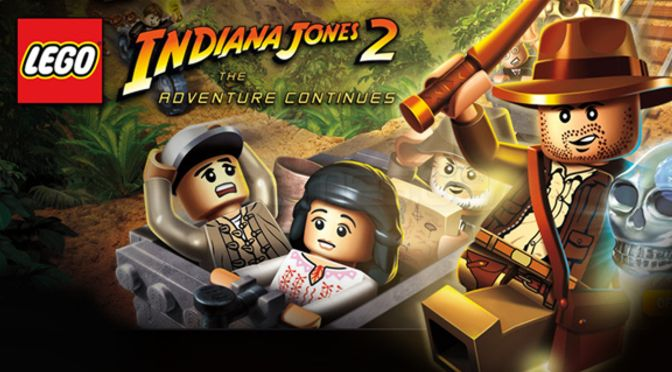 Lego Indiana Jones 2: Die neuen Abenteuer