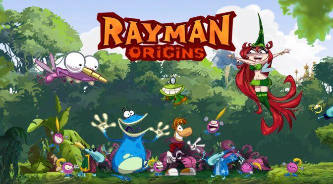 Rayman Origins - mein Spiel des Jahres 2011