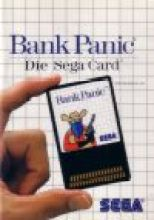 Bank Panic - The Sega Card