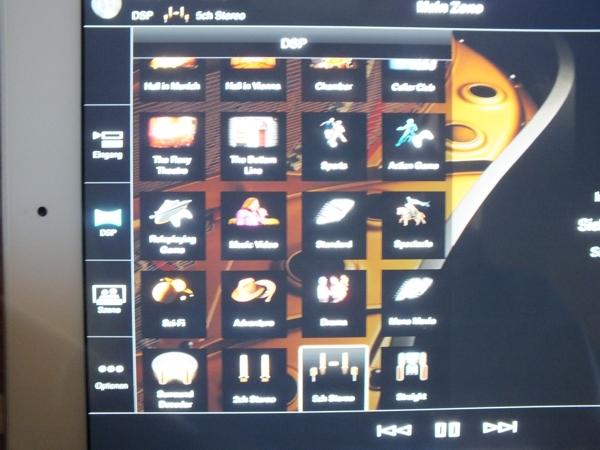 iPad App Yamaha BD-Pack 598
