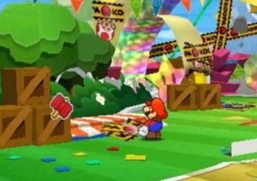 Paper Mario Sticker Star ... ich kleb` dir gleich eine