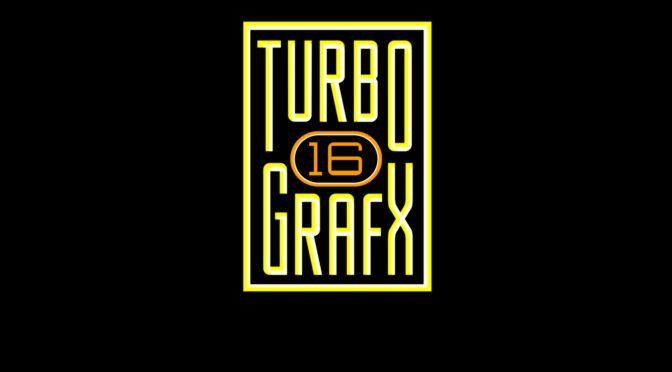 … eine neue Konsole in der Sammlung – TurboGrafx 16