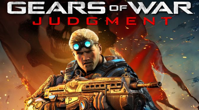 Gears of War Judgment … lasst Eingeweide schmaddern