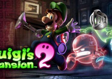 Luigi`s Mansion 2 - eine geistreiche Fortsetzung?