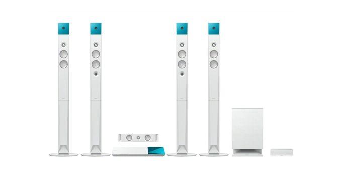Hardwaretest: Sony BDV-N9100W – eine Komplettanlage im Star Trek Design