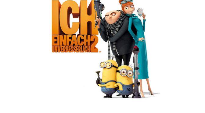 Filmtipp: Ich – Einfach Unverbesserlich 2 – Die Minions in Höchstform