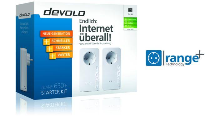 Hardwaretest: dLAN 650+ Starter Kit – noch mehr Saft aus der Dose