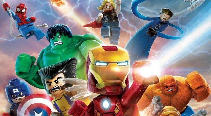 Lego Marvel Super Heroes - das bisher schwächste aller Lego-Spiele