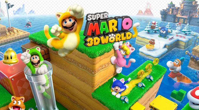 Super Mario 3D World - Ich kann Mario nicht mehr sehen ... oder doch?