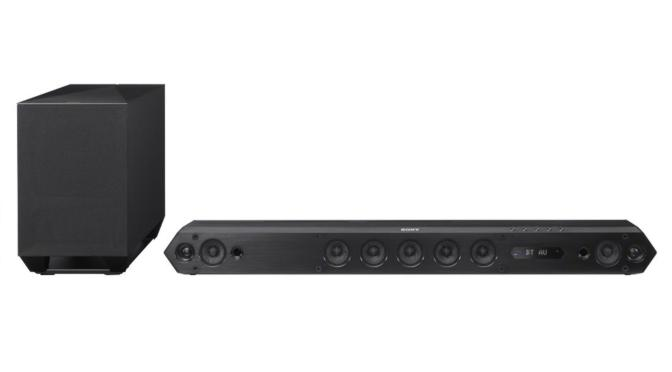 Hardwaretest: Sony HT-ST3 – die schmalste Soundbar der Welt