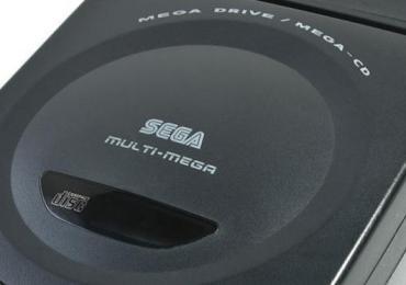 Sega Multi Mega - Luxus pur