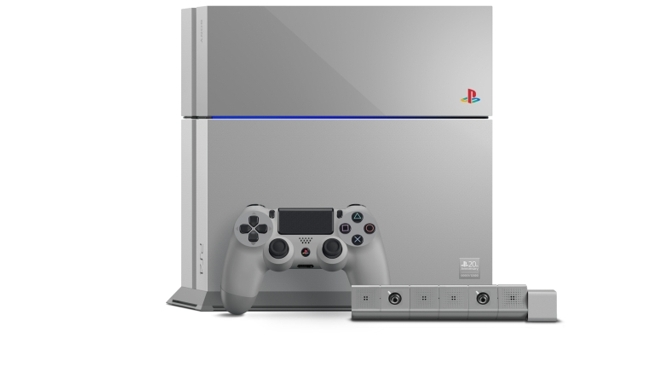 03.12.2014 - 20 Jahre Playstation