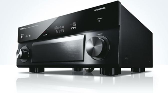 Hardwaretest: Yamaha RX-A1040 - der Mittelpunkt des Heimkinosystems