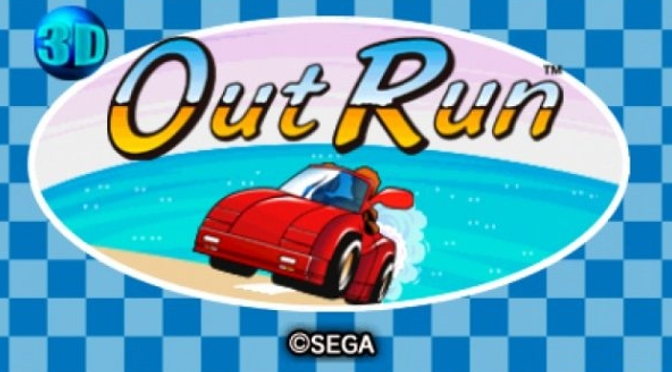 3D Out Run - so wie es mal war