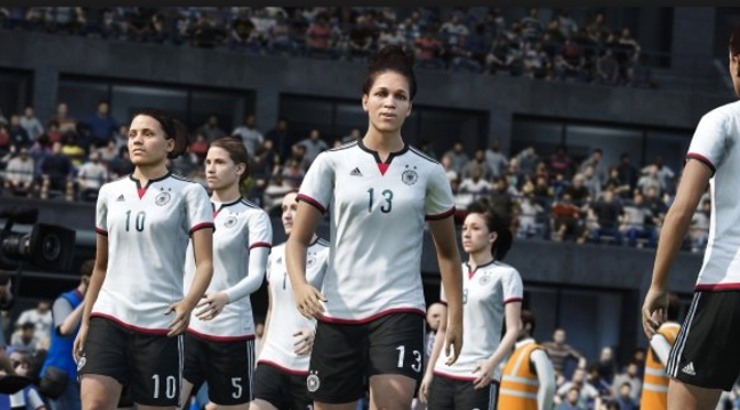 FIFA 16 mit Frauenfußball - Revolution oder Marketing-Strategie?