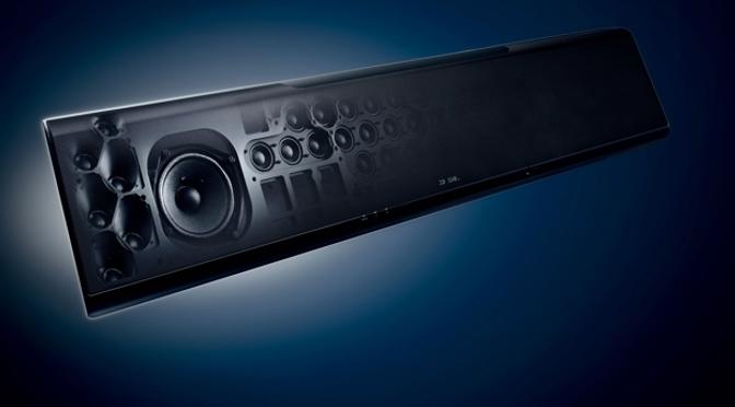 Hardwaretest: Yamaha YSP-5600 – der Energieriegel im Hochformat