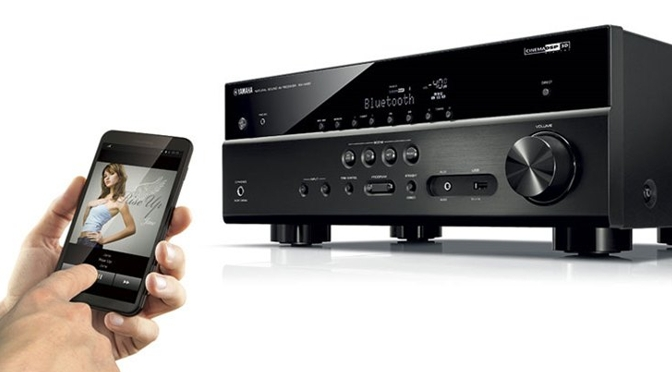 Hardwaretest: Yamaha RX-V481 - so klein und kann schon MusicCast