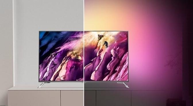 Philips TVs gibt es ab sofort mit Ambilight-Sofortbonus