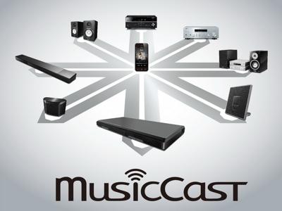 MusicCast erklärt