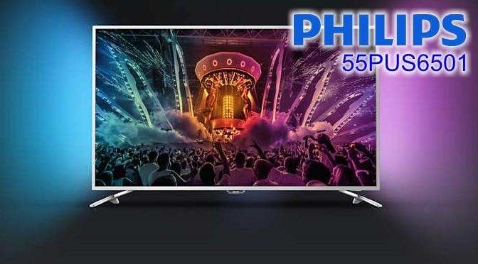 Hardwaretest: Philips 55PUS6501 – er läuft und läuft und läuft