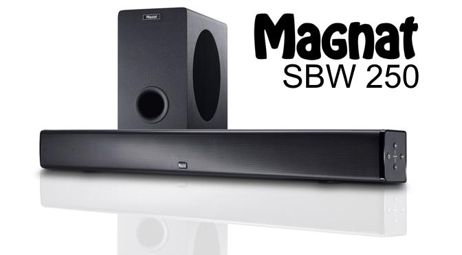 Hardwaretest: Magnat SBW 250 – das dynamische Duo