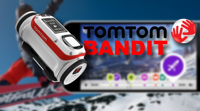 Hardwaretest: TomTom Bandit – der Outlaw unter den Action-Cams?