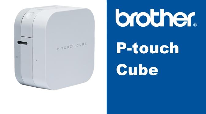 Hardwaretest: Brother P-touch Cube - der druckende Zauberwürfel