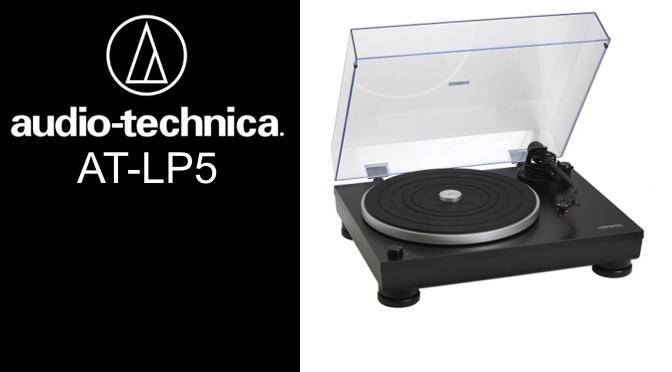 Hardwaretest: Audio-Technica AT-LP5 – wenn Leistung und Design sich vereinen