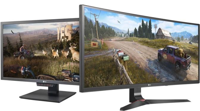 LG Monitor kaufen, FAR CRY® 5 gratis herunterladen