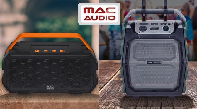 Hardwaretest Teil 1: Mac Audio - mobile Boxen für die Jüngeren