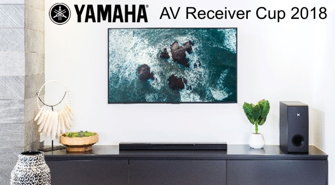Yamaha AV Receiver Cup 2018 – mit Vollgas in die nächste Runde
