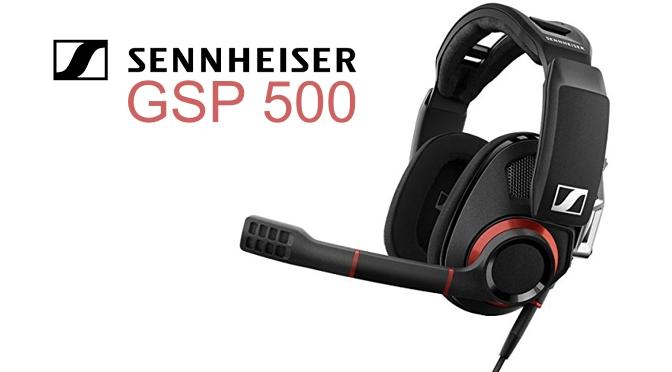 Hardwaretest: Sennheiser GSP 500 – die offene Creme de la Creme des Gaming