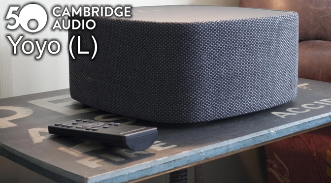 Hardwaretest: Cambridge Audio Yoyo (L) – Klang im feinsten Zwirn