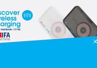 XLayer präsentiert neue Powerbanks mit Induktionstechnologie