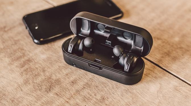 """""""True Wireless""""-Kopfhörer von Audio-Technica – Freiheit ohne Kabel"""