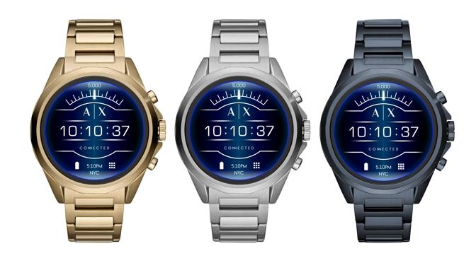 Die neue A|X Touchscreen-Smartwatch und die wichtigsten Features