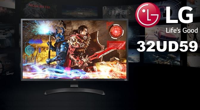 Hardwaretest: LG 32UD59 – Der Eine für alles