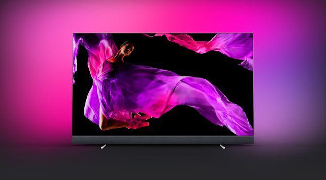 Leserjury wählt den Philips OLED+ 903 zum Sieger im direkten OLED TV-Vergleich