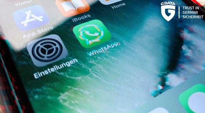 Messenger: Whatsapp-Sicherheitslücke bedroht Millionen Nutzer