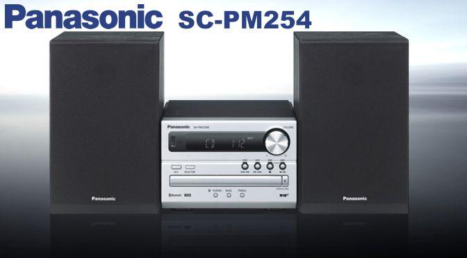 Hardwaretest: Panasonic SC-PM254 – hübsches kleines Ding mit Klang