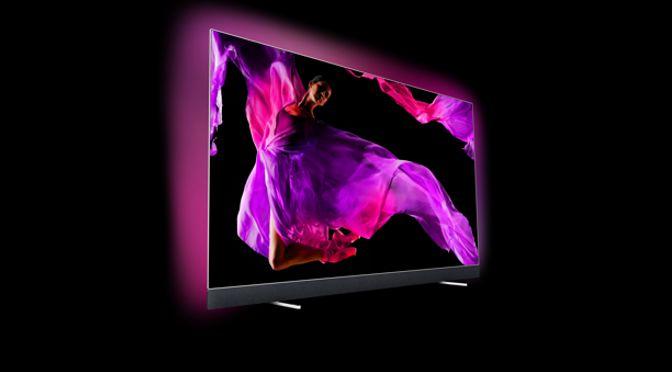 Der Philips OLED-TV 903 gewinnt zweiten Leser-Shootout innerhalb eines Monats